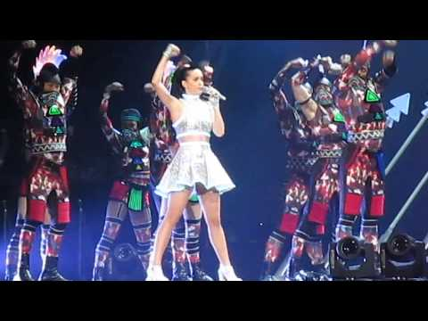 Baixar Katy Perry - ROAR - Prismatic World Tour - 2nd Row - Miami - July 3, 2014 -  AWESOME