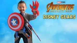 Disney Avengers Gears Infinity War Toy Hunt Superhero Fun With Ckn Toys