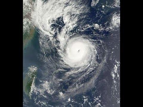 917風災中度颱風納莉