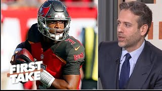 Bucs' doubling down on Jameis Winston by hiring Bruce Arians a mistake - Max Kellerman | First Take