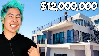 Customizing A Mansion In 50 Hours ft. Steve Aoki   ZHC Crafts