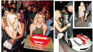 KYLIE JENNERS 18th BIRTHDAY PARTY !!! (FULL)