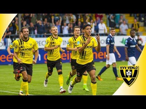 VVV Venlo vs Sparta Rotterdam