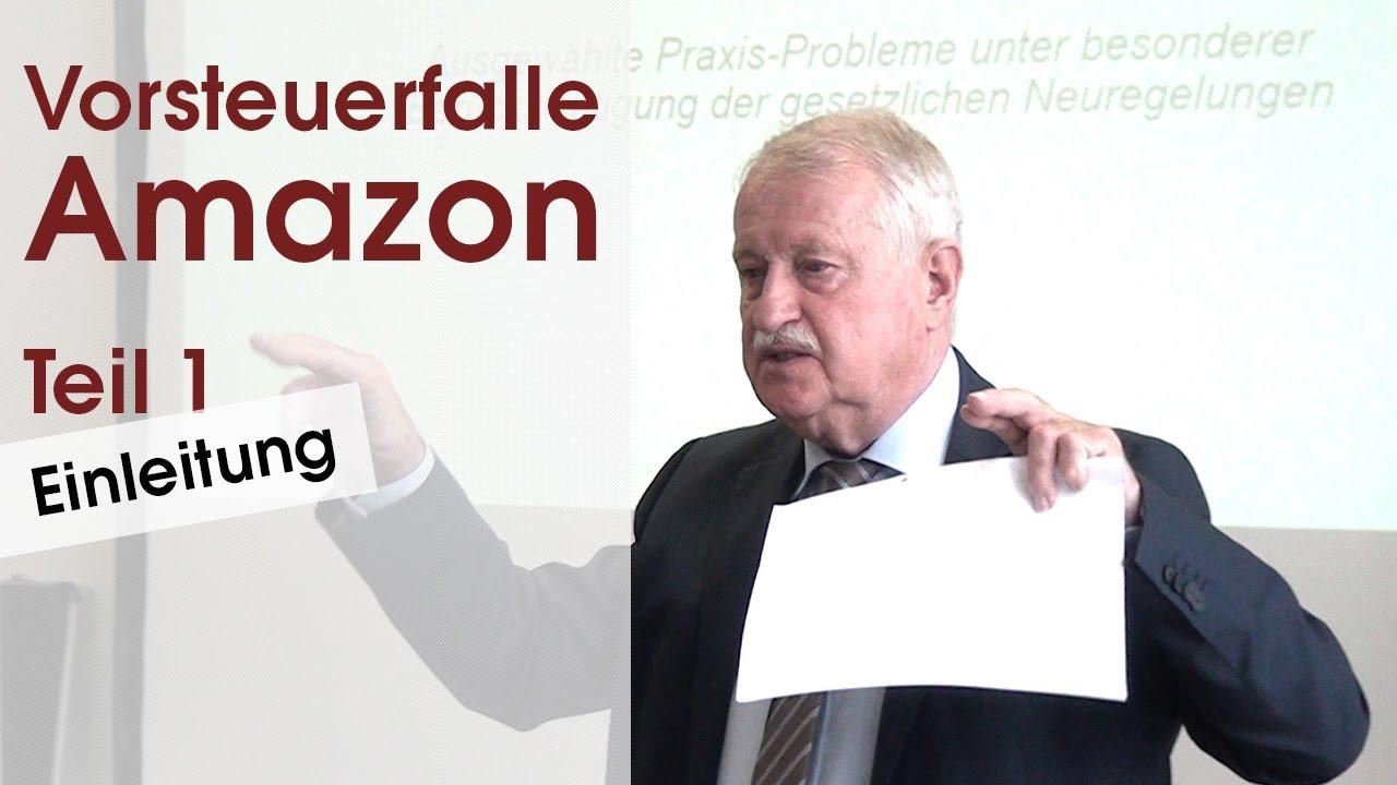 Video: Vorsteuerfalle Amazon