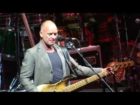 Sting Live 2014 = ] Every Little Thing She Does Is Magic [= Feb 8 2014 - Houston, Tx