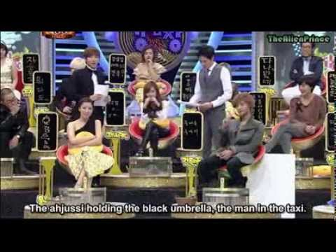 SNSD Jessica likes Kim Hyun Joong