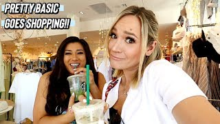 shopping with remi + palm springs house tour!!