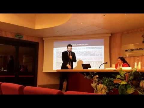 Intervento di Nicola Savino presso la Camera di Commercio di Taranto il 31 marzo 2013