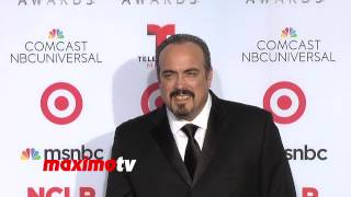 David Zayas 2013 NCLR ALMA Awards Red Carpet Arrivals - Dexter