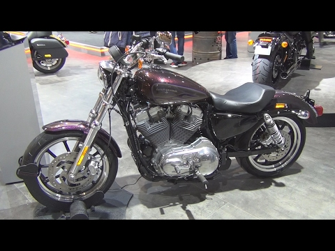 @HarleyDavidson Sportster 1200 Custom XL 1200C (2017) Exterior and Interior in 3D