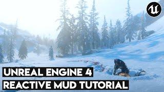 Unreal Engine 4: Real-Time Render Target Painting Tutorial - Music