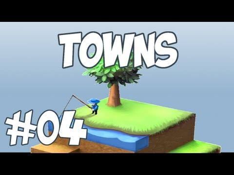 Towns - Part 4 - The Haunting of Sipsville
