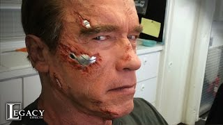 TERMINATOR GENISYS: Making the Terminator [SPOILERS] - Legacy Effects