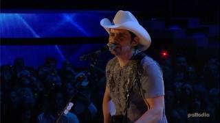 Brad Paisley - Then HD (Live)