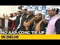 AAP Declares Candidates For 6 Seats In Delhi, Says No Alliance With Congress