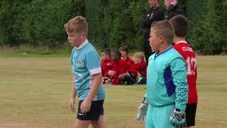 Magherafelt Sky Blues vs Glentoran Colts 2008 - Foyle Cup 2018
