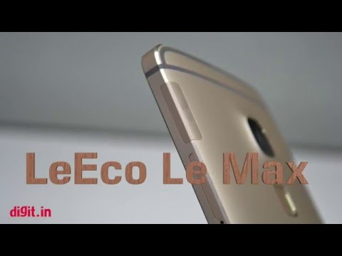 LeEco Le Max - First Impressions