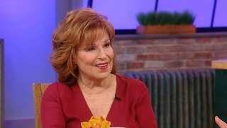 Joy Behar Had The Nicest Compliment For Rachael