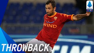 Mirko Vučinić: The player who scored long range goals with both feet   Throwback   Serie A TIM