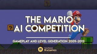 The Mario AI Competition (2009-2012)