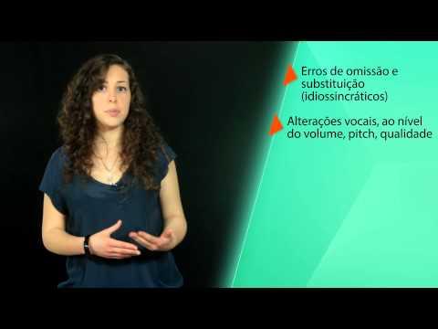 Dispraxia Verbal do Desenvolvimento - Definição