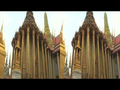 JVC 3D Demo - Smiles Of Thailand