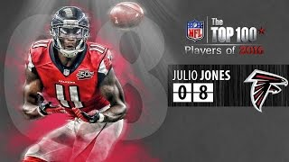 #08 Julio Jones (WR, Falcons) | Top 100 Players of 2016