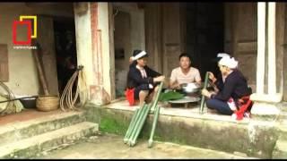 SVN 2012 SMDT Học nấu cơm lam của người Dao xứ Thanh