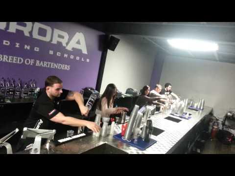 Aurora Student Speed Drills