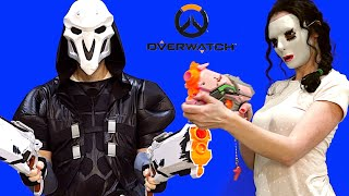 WHO WILL WIN The Overwatch Nerf Rival Battle?