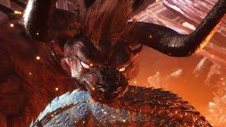 Monster Hunter: World x Final Fantasy XIV Collaboration