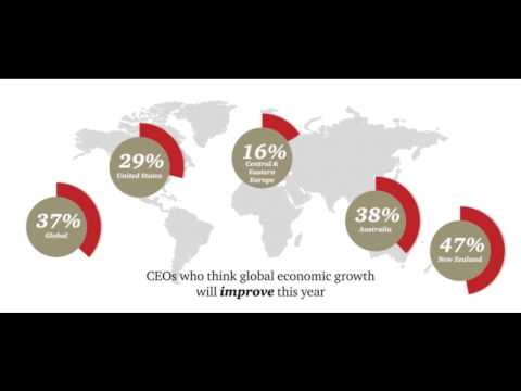 PwC Global CEO Survey, a New Zealand Perspective: Challenges in the marketplace