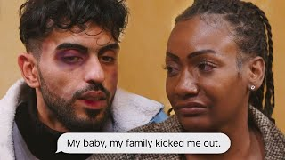 Brittany Leaves Yazan and he gets  beat up by his Muslim Family | 90 Day Fiancé