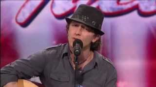 """Michael Grimm ~ America's Got Talent Winner 2010  First  LA Audition """"You Don't Know Me"""""""