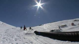 Fun en snowboard
