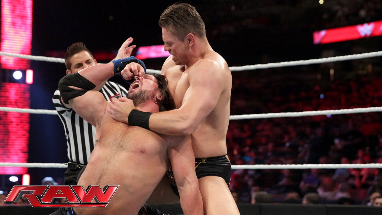 The Miz Gives His Take On Why He's Hasn't Recaptured A World Title In WWE