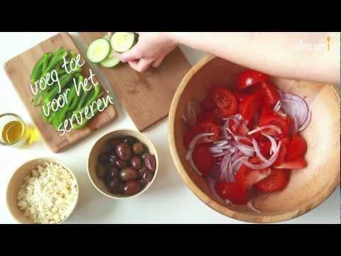 Griekse salade - Allrecipes.nl