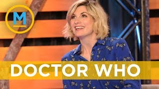 Jodie Whittaker is making history as the first female Doctor Who | Your Morning