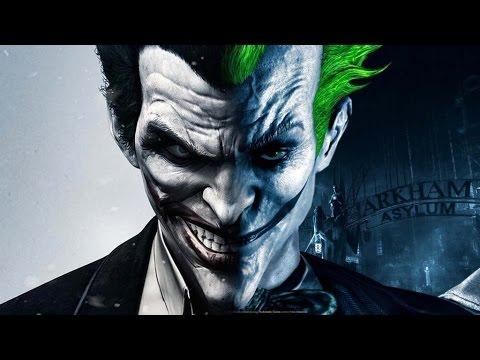 The Joker's Story (Arkham Series)