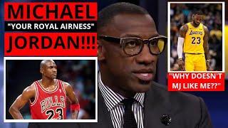 Michael Jordan(GOAT)   LeBron James   Shannon/Skip/Rob Parker(Emotional)   Undisputed   [Commentary]