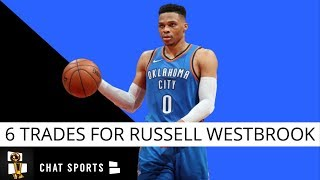 Russell Westbrook Trade: 6 Teams That Could Trade For The Thunder Point Guard