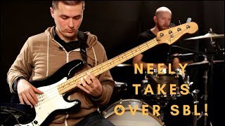 A NEW KIND OF GROOVE?... Adam Neely Gatecrashes SBL!