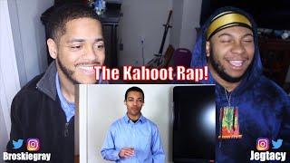 THE KAHOOT RAP (Kahoot Star)   REACTION!!!