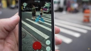 See The Dangers Of The 'Pokemon Go' Game Everyone Is Obsessed With
