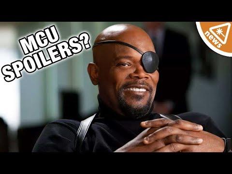 Did Samuel L. Jackson Spoil Avengers: Endgame and Captain Marvel? (Nerdist News w/ Kyle Hill)