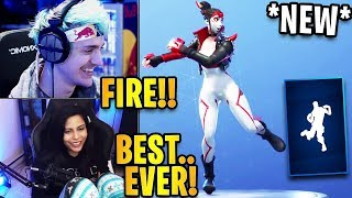 Streamers LOVE the *NEW* Billy Bounce Emote/Dance! *TRAVERSAL* | Fortnite Highlights & Funny Moments