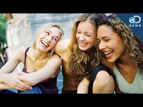 The Scientific Way Your Friends Are Basically Family! - DNews  - bCIWB51zkJw -