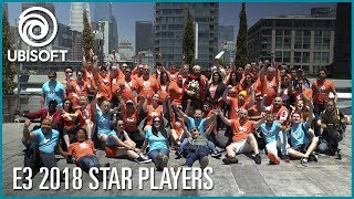Star Players Recap: E3 2018 | News | Ubisoft [NA]