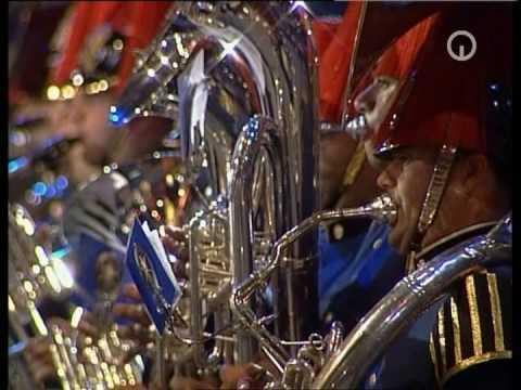 Banda de Concierto del Ejército de Chile - Musikschau der Nationen 2006