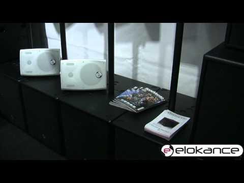 Elokance Gamme ELO - Musikmesse 2012